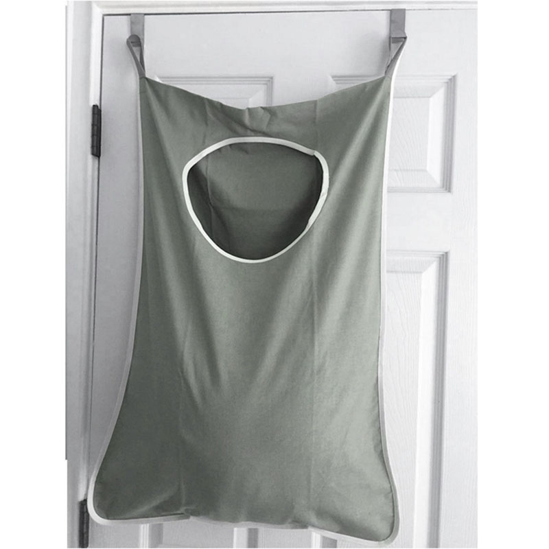 Clothes Laundry Door Hanging Storage Bag Home Oxford Cloth Organizer Recycle Bag