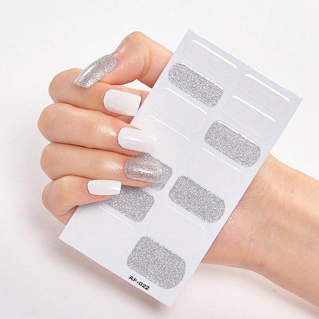 художественное оформление ногтей наклейка пленка для стикер фотография