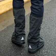 Sportswear Motocycle Boot Shoe-Covers Bike Riding Waterproof Outdoor Wearable Travel