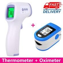Fingertip Pulse Oximeter Blood-Oxygen PR Spo2 Oxymetre Napalcowy Palec