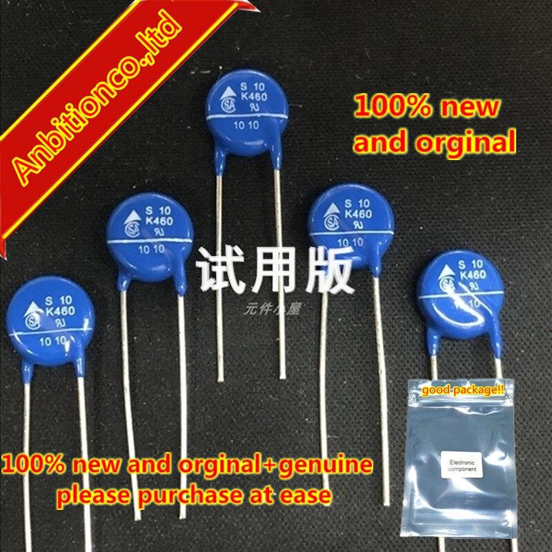 10pcs 100% New And Orginal Varistor B72210S461K101 S10K460  In Stock
