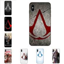 Pedindo Alexandris Crânio Assassins Creed Para Huawei Companheiro 9 10 20 P8 P9 P10 P20 P30 Lite Mini Jogo Pro P smart Plus Z 2017 2019(China)