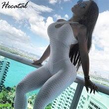 Hecatal-Conjuntos de Yoga negros para Mujer, Ropa deportiva para gimnasio, mallas, Ropa de entrenamiento, Ropa de Deporte para Mujer