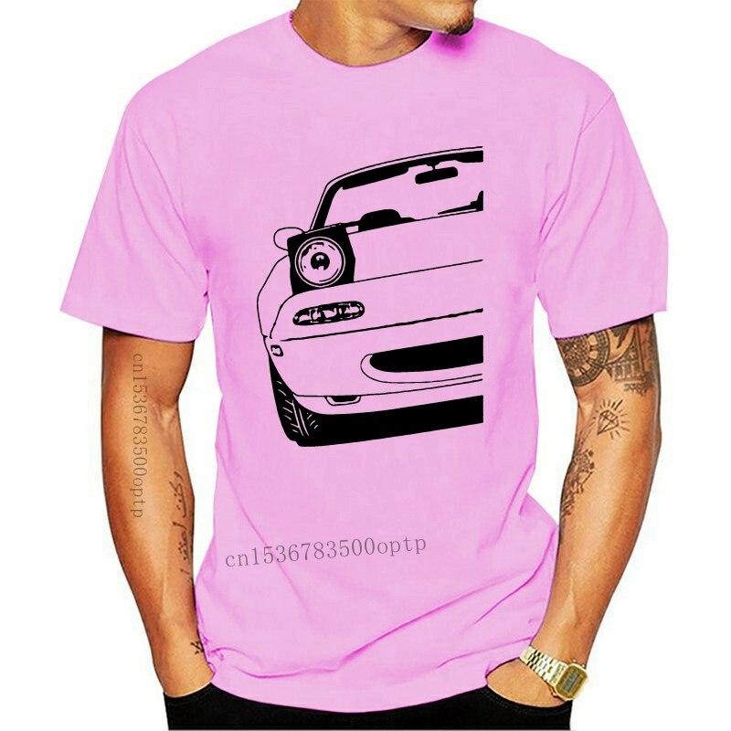 2018 Hot Sale Super Fashion Summer Man T Shirt Good Quality Mx 5 Na Nc Rx 8 Miata Shirt Man Racer Drift Japan Jdm T Shirt