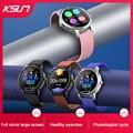 KSUN KSR911 спортивные Смарт-часы для мужчин и женщин IP68 Водонепроницаемые для Android IOS Телефон фитнес-Браслет Модные умные часы подарочные часы