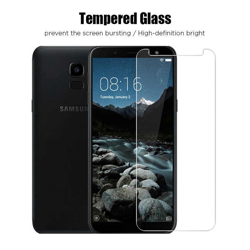 الزجاج المقسى ل A8 زائد 2018 A9 A90 5G الهاتف الذكي زجاج واقي ل A10 A20 A30 A40 A50 A60 A70 A80 A90 HD