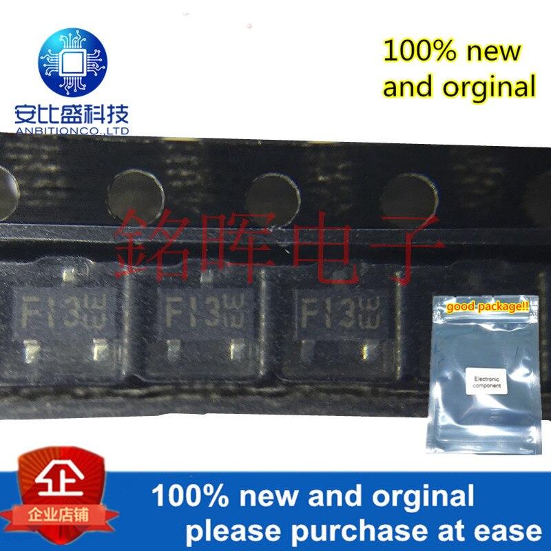 10pcs 100% New And Orgianl DTB143EK Silk-screen F13 SOT23 Digital Transistors (built-in Resistors) In Stock