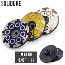 4 inch 100mm resin filled cup stone grinding wheels turbo gr