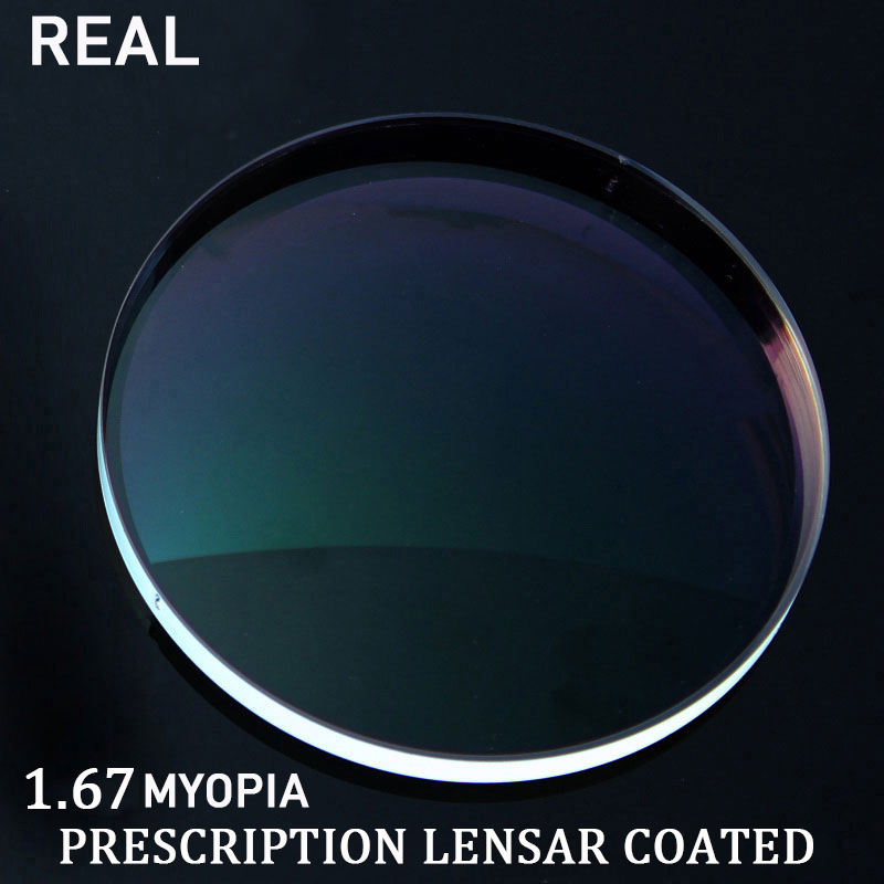 Progressive Photochromic Glasses Anti Blue Lens Customize Lens AR Coated Lens Eyeglasses With Minus Plus  Aspheric Lens