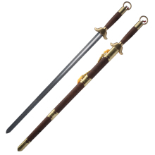 Martial arts Taiji Sword eight trigrams swor