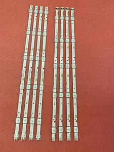 Image 2 - 5 ensemble = 40 pièces LED bande de rétro éclairage pour UN49J5200 UN49J5290 UN49J5290AG HG49NJ477 UN50J5200 49 FHD R L 180319 JEDI BN96 46573A 46572A