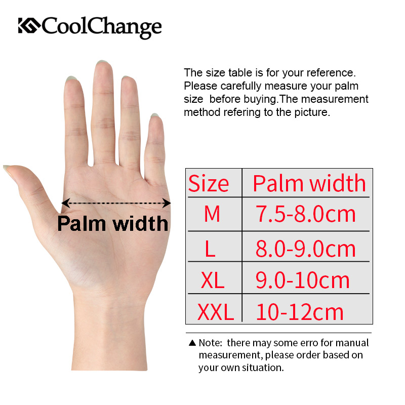 Купить с кэшбэком CoolChange Touch Screen Men's Cycling Gloves GEL Pad Full Finger Bike Bicycle Gloves MTB BMX Road Mountain Bike Bicycle Glove