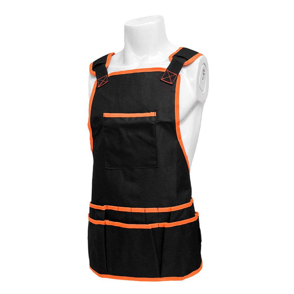 Electrician Tool Belt Bag Pouch Mechanic Vest Waterproof Carpenter Apron 16 Pocket Fits All