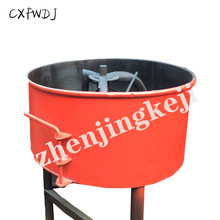 Concrete Mixer Vertical Cement Building Mixing Mechanical Thicken Flat Powerful Construction Site tools