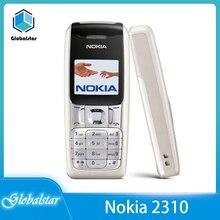 Nokia 2310 Refurbished Original WCDMA/GSM Cell-Phone Unlocked 970mah GSM-900/1800