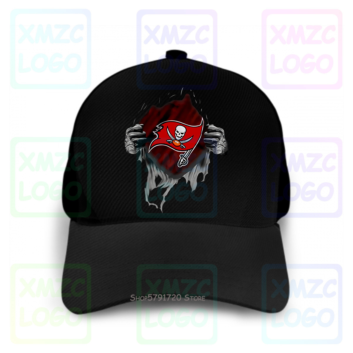 Qualified Tampa Streetwear Harajuku Bay 100cotton Mens Cap Buccaneers Cap Good Reputation Over The World