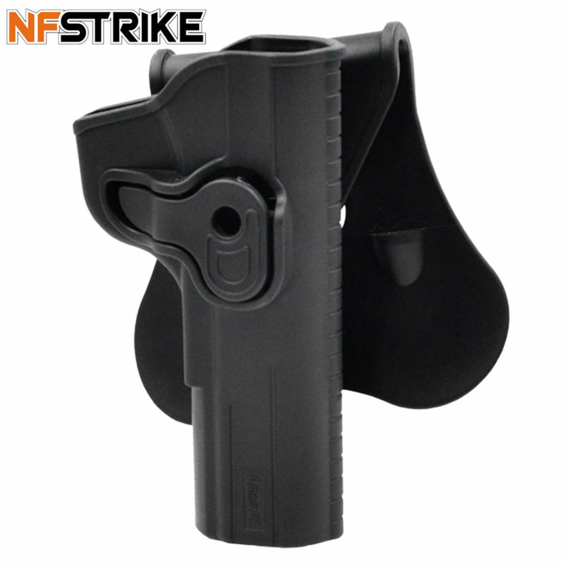 NFSTRIKE Amomax Adjustable Tactical Holster For Tokarev TT-33 High Quality  - Right-Handed Black