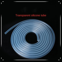 5M/1lot 8x10mm 8x11 8x12 9x12 10x12 10x13 10x14 14x18 15x20mm food grade tasteless clear Silicone Tube Hose Pipe 5M/1lot