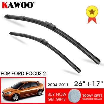 цена на Car Wiper Blade for Ford Focus 2 2004 2005 2006 2007 2008 2009 2010 2011 26