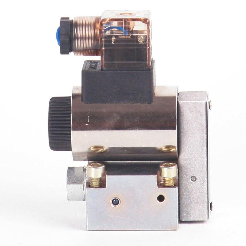 23QDF6K Longli гидравлический пресс электромагнитный золотник высокого давления клапан для фронтальных погрузчиков 12v