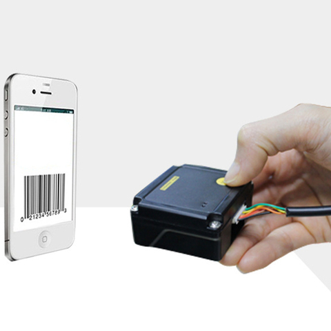 interface usb incorporado 1d scanner de codigo