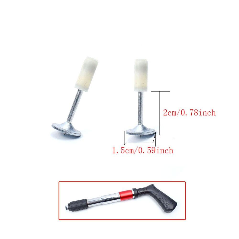 20mm Mini NS-201 Steel Round Nails For Mini N2 Manual Steel Nail Gun 100Pcs