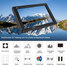 Feelworld FW279S 7 inch 3G SDI 4K HDMI DSLR Camera Field Monitor Ultra Bright 2200nit Full HD 1920x1200 LCD IPS for Outdoors New