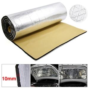 1PCS 200cmX50cm Car Truck Firewall Heat Sound Insulation Mat Sound Noise Insulation Heat Sound Thermal Proofing Pads Universal
