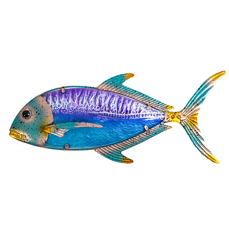 Home Gardening Fish for Garden Decoration Outdoor Decor and Jardin Miniatures Statues and Sculptures Outdoor Pond Decoration