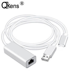 Ethernet-Adapter Cable-Link iPad iPhone Ios 13 8-Plus for X XS MAX XR 6/7/8-plus/.. Wired
