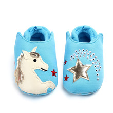 Baby Boy Shoes  Autumn Non-slip Soft Bottom Toddler Girl Cotton Cartoon Can Not Drop Shoes0-12
