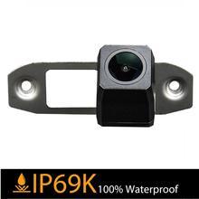 HD 720 Starlight Night Vision Vehicle Rear View Camera ForVolvo XC60 XC90 S40 S60 S60L S80L V60