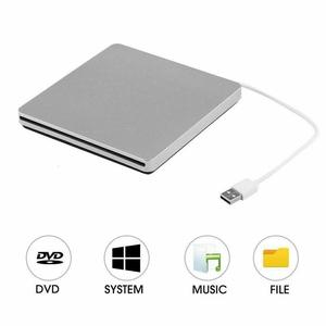 USB 2.0 External Slot DVD CD R