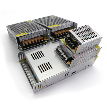 цена на AC/DC 5V Volt Switching Power Supply Adapter 220V TO 5V 10W 25W 30W 50W 75W 100W 150W 200W 300W SMPS Adapter For CCTV/LED Strip