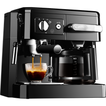 цена на Commercial and household semi-automatic coffee machine.Cafe American/ESPRESSO STAINLESS STEEL Espresso Coffee Maker