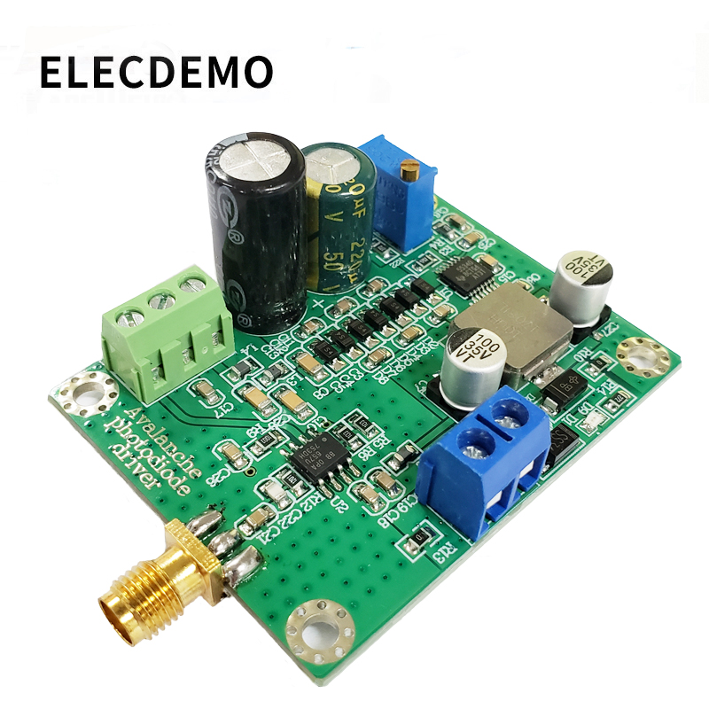 Image 2 - IV conversion amplifier module APD IV avalanche photodiode  driving photoelectric signal current to voltageDemo Board Accessories