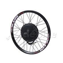 48v-96v 3000w elektrische fahrrad hub motor rad 19