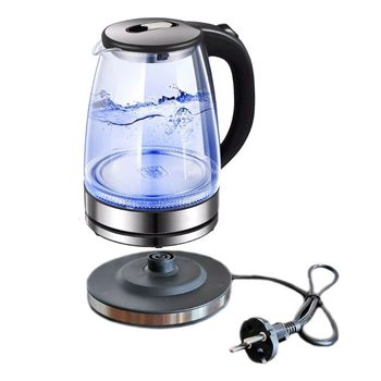 health raising pot fully automatic thickened glass multi function tea ware body electric heating kettle ware anti dry protection Automatic Electric Kettle Glass Tea Bottle 1500W High Power Fast Boiling Auto Shut-off and Boil Dry Protection Safety