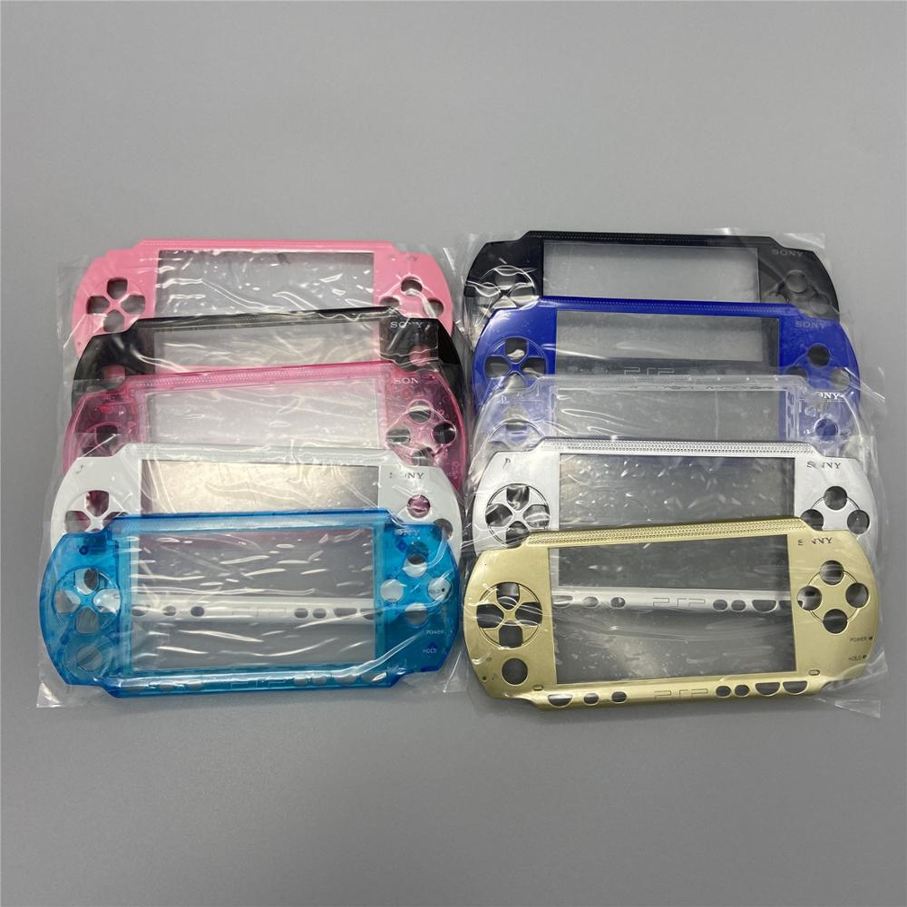 Front Housing Shell Cover Case Replacement For Sony PSP1000 PSP 1000 Game Console