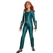 Карнавальный костюм для девочек из фильма «Аквамен» «Королева»