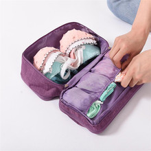 Women Underwear Bra Organizer Bag For Travel, High Quality Travel Bag High Capacity Packing Cubes, Ladies Bedroom Storage Bag