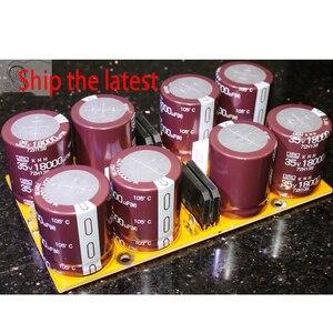 Image 2 - Kyyslb pass a3 placa de potência amplificador de apoio dupla potência retificador crc kit placa de potência amplificador de filtragem terminado