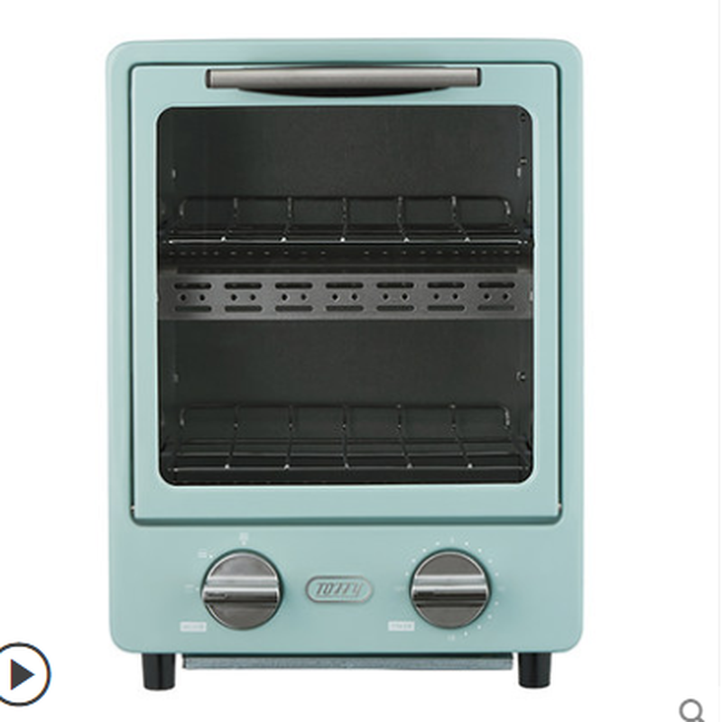 toaster oven Japan Toffy double layer oven home baking multifunctional mini electric oven 9L baking oven
