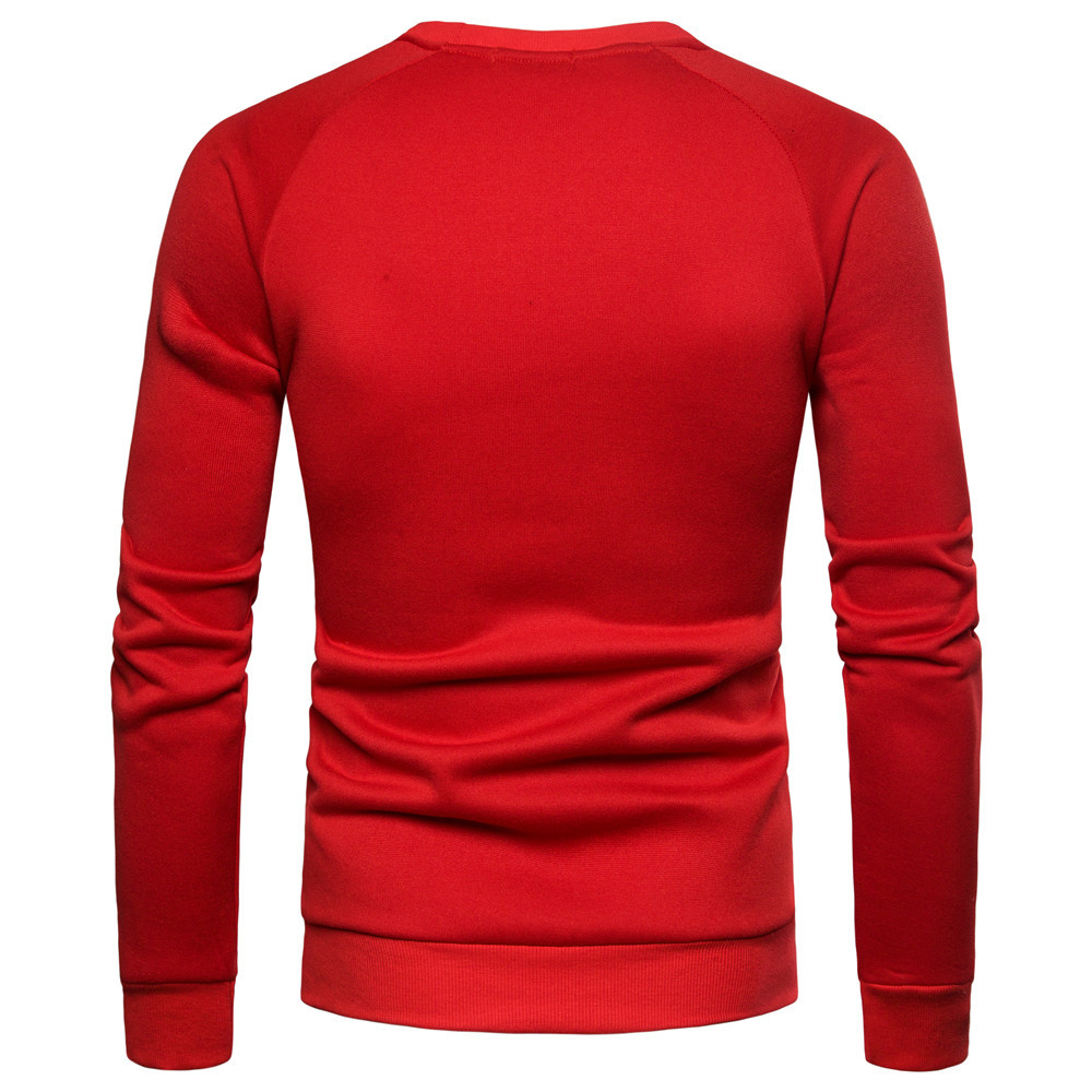 Men 39 s T Shirt Long Sleeve Autumn And Winter Men 39 s Long Sleeve Shirts Letter Zipper Fit Shirt Tops Blouse T shirt in T Shirts from Men 39 s Clothing