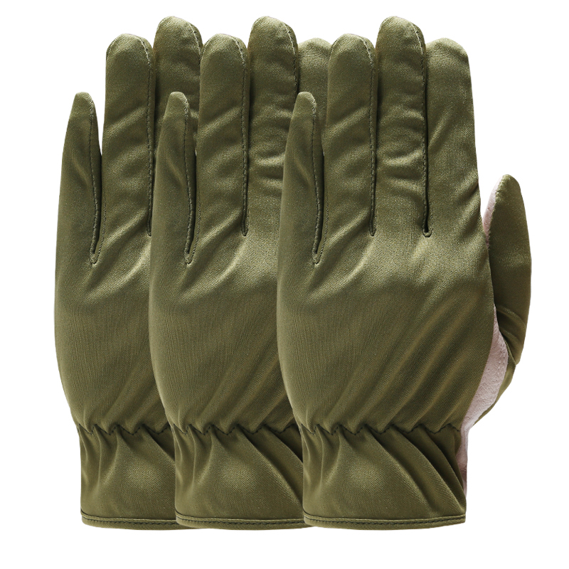 QIANGLEAF 3pcs Hot Sale Protection Leather Gloves For Working Glove Fast Shipping Ultrathin Safety Work Mitten Wholesale 620