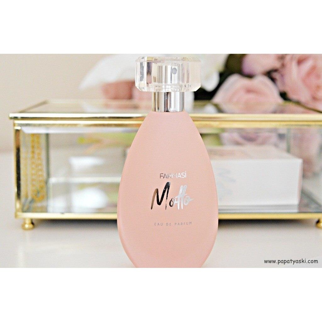 Motto Women 'S Perfume 50 Ml Perfume Oil Atomizer Perfume Oil Women's Perfume Long Lasting Deodorant Attractive Pleasant Fragrance