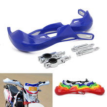 Motorcycle 22mm 28mm Handguard Handlebar Hand Bar Guards For YAMAHA YZ YZF WR WRF 125 150 250 400 426 450 YZ250F YZ450F WR450F new motorcycle rear brake disc rotor for yamaha wr yz 125 250 f250 426 hrd gs 97 250 d20