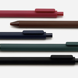 Image 2 - 5 יח\אריזה Youpin KACO 0.5mm סימן עט חתימת עט חלק דיו כתיבה עמיד חתימה 5 צבעים עבור תלמיד בית הספר/משרד עובד