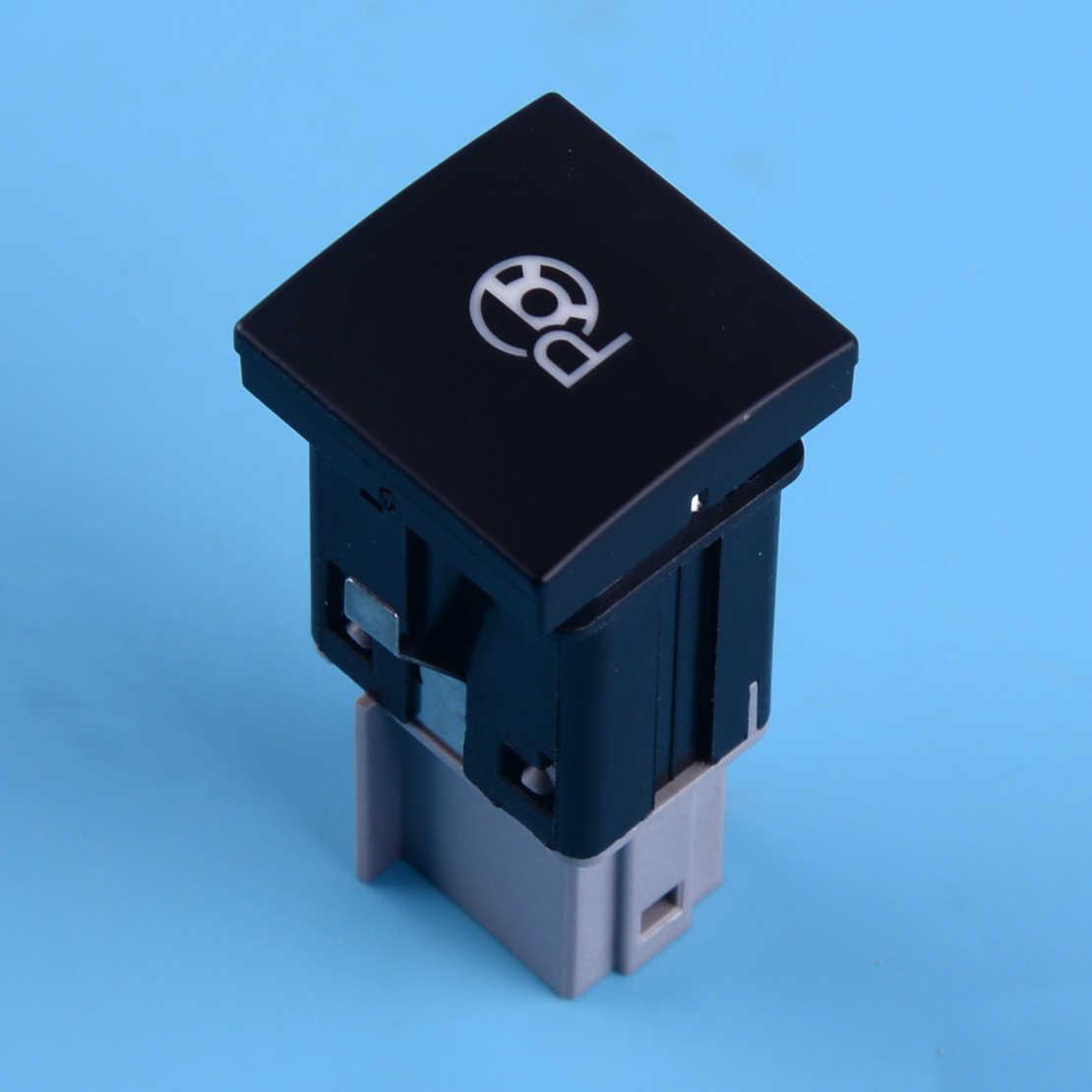 Beler черный 6 pin парктроник помощи Кнопка Переключатель управления, пригодный для Volkswagen Jetta Golf MK6 1TD927123 1K0927123B 1K0 927 123B
