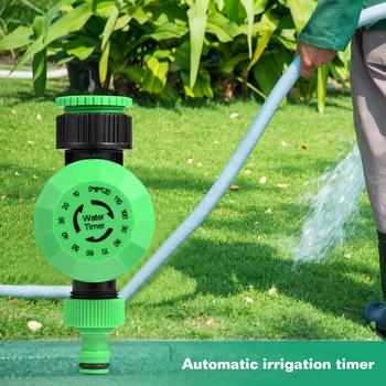 Programowalny automatyczny nawadnianie ogrodu System Timer mechaniczny kontroler nawadnianie ogrodu kontroler systemu narzędzie tanie i dobre opinie alloet NONE CN (pochodzenie) Irrigation Other